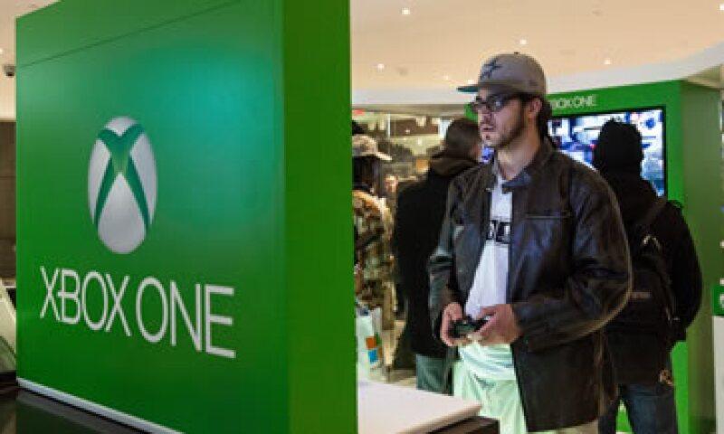 Las ventas de la nueva Xbox están en línea con las expectativas de los analistas. (Foto: Getty Images)