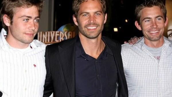 Caleb y Cody Walker, hermanos de Paul serán quienes realicen algunas escenas para la entrega número siete de dicha película.