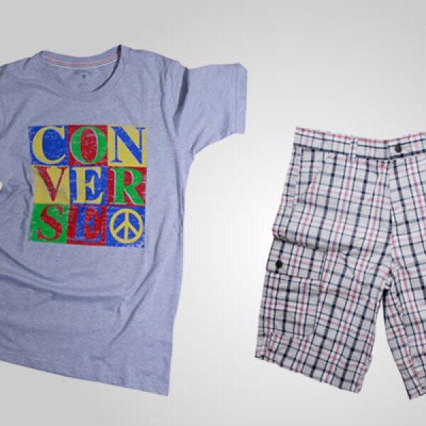 La marca Converse presentó su colección 'I love Summer', con diseños especiales para quienes desean mantener un estilo juvenil y fresco durante sus vacaciones.