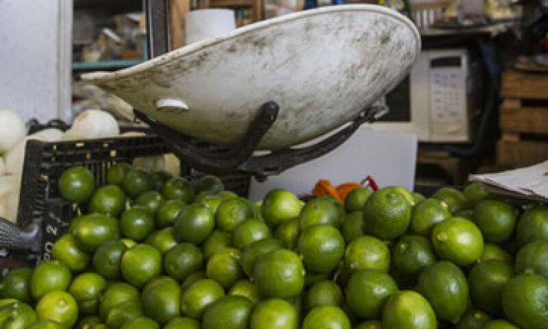 El precio del cítrico ha alcanzado los 78 pesos en algunos estados del norte del país, de acuerdo con Profeco. (Foto: Cuartoscuro)