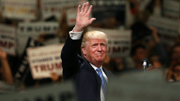 El magnate estadounidense tiene probabilidades de ser el sucesor de Barack Obama.