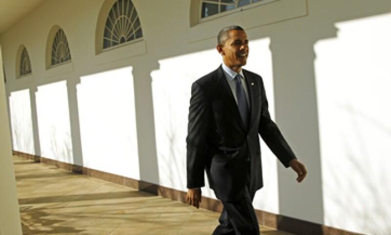 Barack Obama, abogado de 51 años, fue criado por una madre soltera. (Foto: AP)