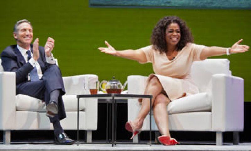Entre las cosas favoritas de Oprah están un pan de 150 dólares.(Foto: Reuters)