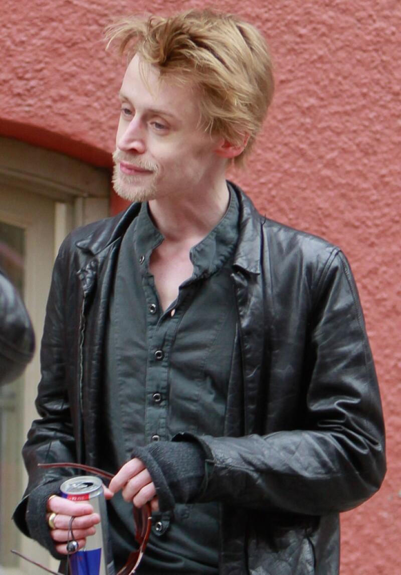 Macaulay Culkin causó la alarma de los medios antes esta imagen donde lucía muy delgado.