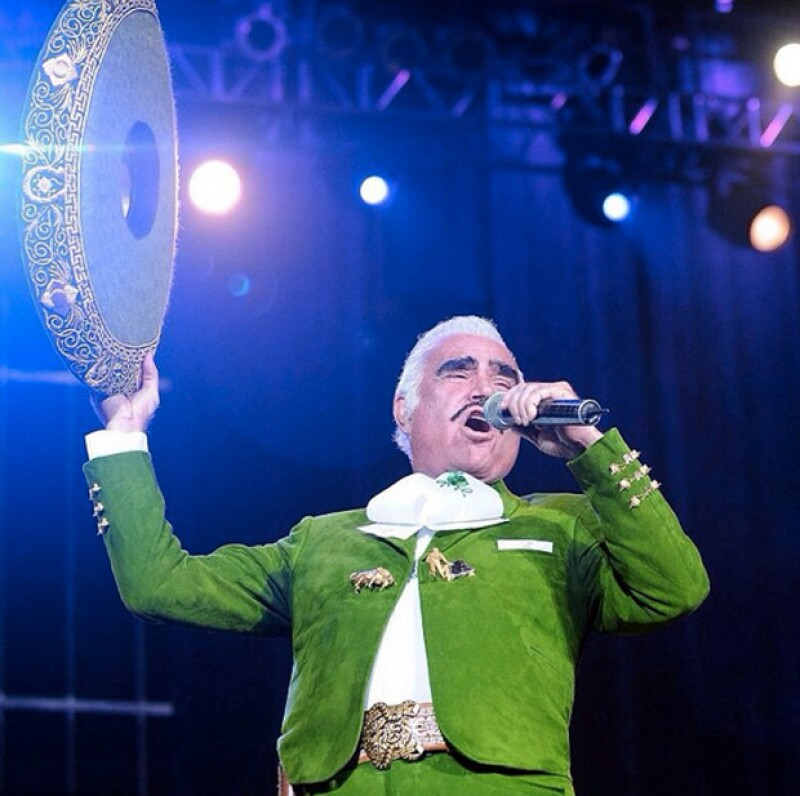 El cantante ofrecerá a su último público un show gratuito.