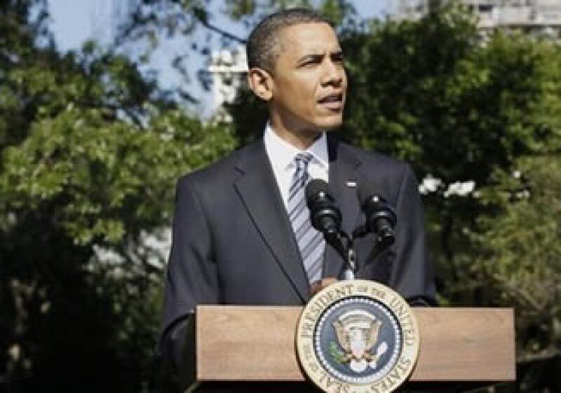 Barack Obama busca recuperar el dinero de los contribuyentes que se destinó al rescate de los bancos. (Foto: AP)