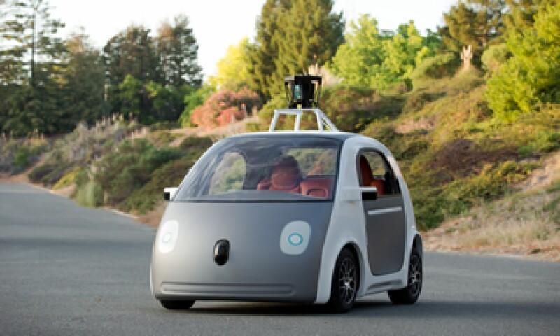 Google dijo que su auto está diseñado como utilitario y no como un coche de lujo. (Foto: AFP )
