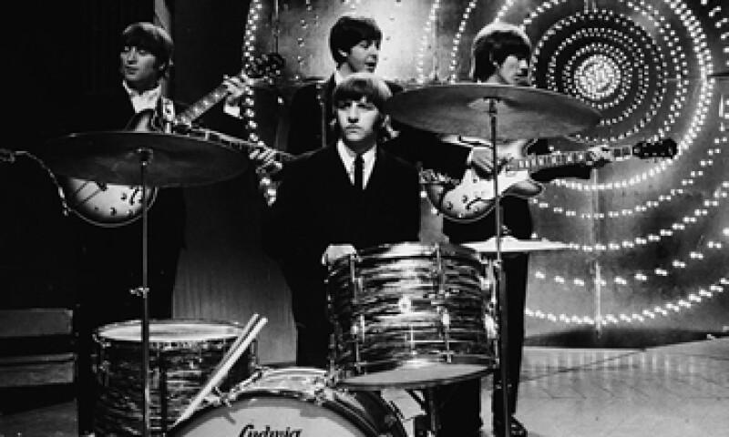 Ringo ha puesto en subasta siete baterías que lo acompañaron en su trayectoria con el cuartero de Liverpool. (Foto: Getty Images)
