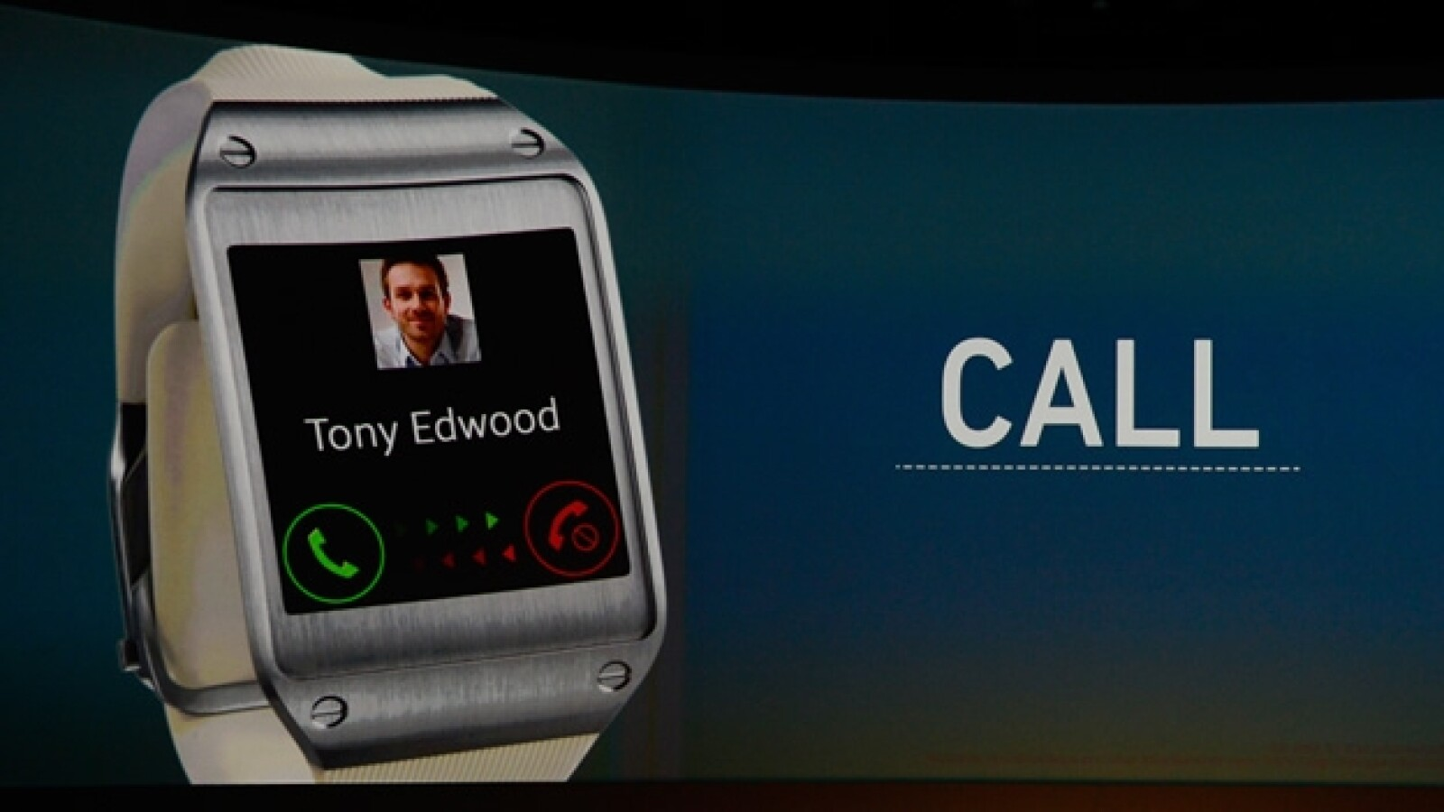 reloj inteligente galaxy gear samsung