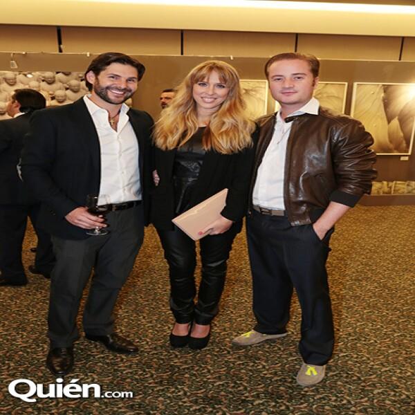 Álvaro Serrano,Patricia Sánchez Navarro,Alexis Braun