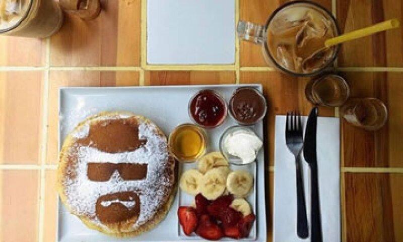Los alimentos que ofrece la cafetería en Estambul, una de las dos que existen con la temática. (Foto: Facebook/ Walter's Cofee Roastery )