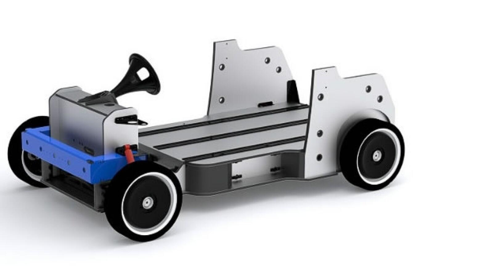 auto eléctrico QBEAK 02