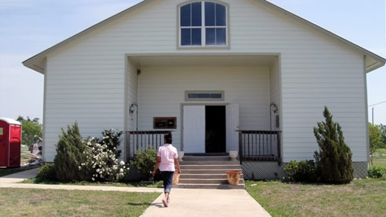 Waco - capilla - Sheila Martin