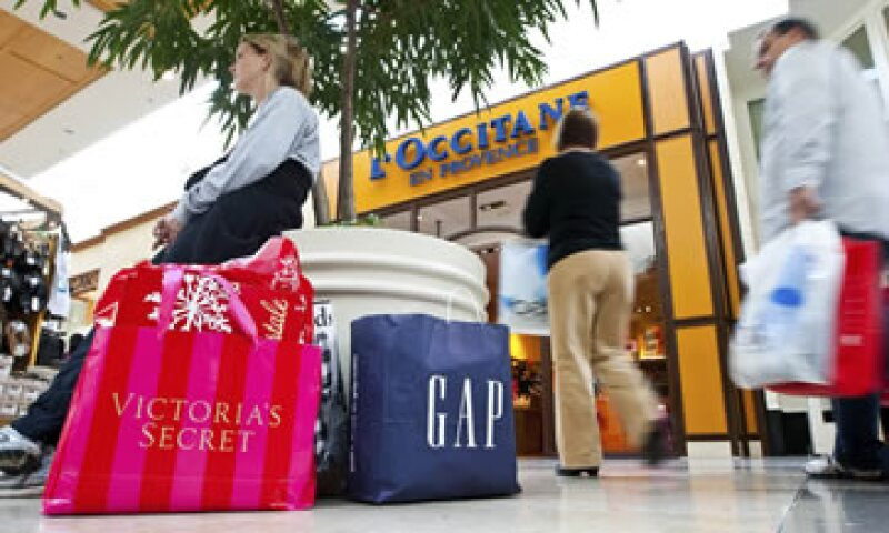 La Federación Nacional de Minoristas espera que 152 millones de clientes lleguen a las tiendas este fin de semana, 10.1% más que en 2010.  (Foto: Reuters)