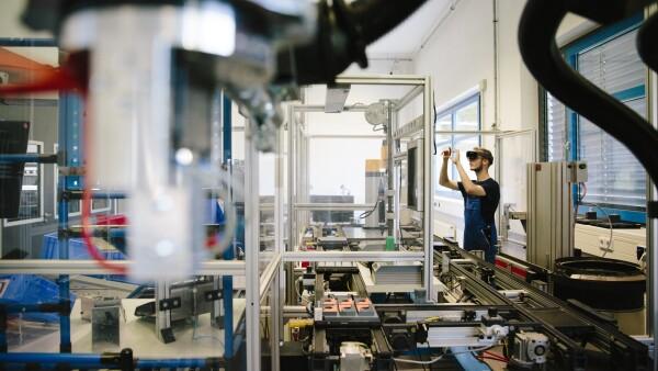 Industria 4.0, digitalización