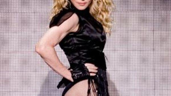 La Reina del Pop, el novio de Shakira y su hermano se reunieron en el restaurante La Cabaña, en el barrio bonaerense de Recoleta.
