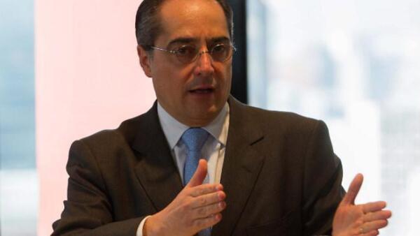 Jorge Alegr�a Formoso, director general adjunto de Mercados e informaci�n de la BMV