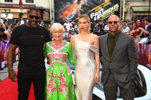 """""""Fast & Furious: Hobbs & Shaw"""" Special Screening - VIP Arrivals"""