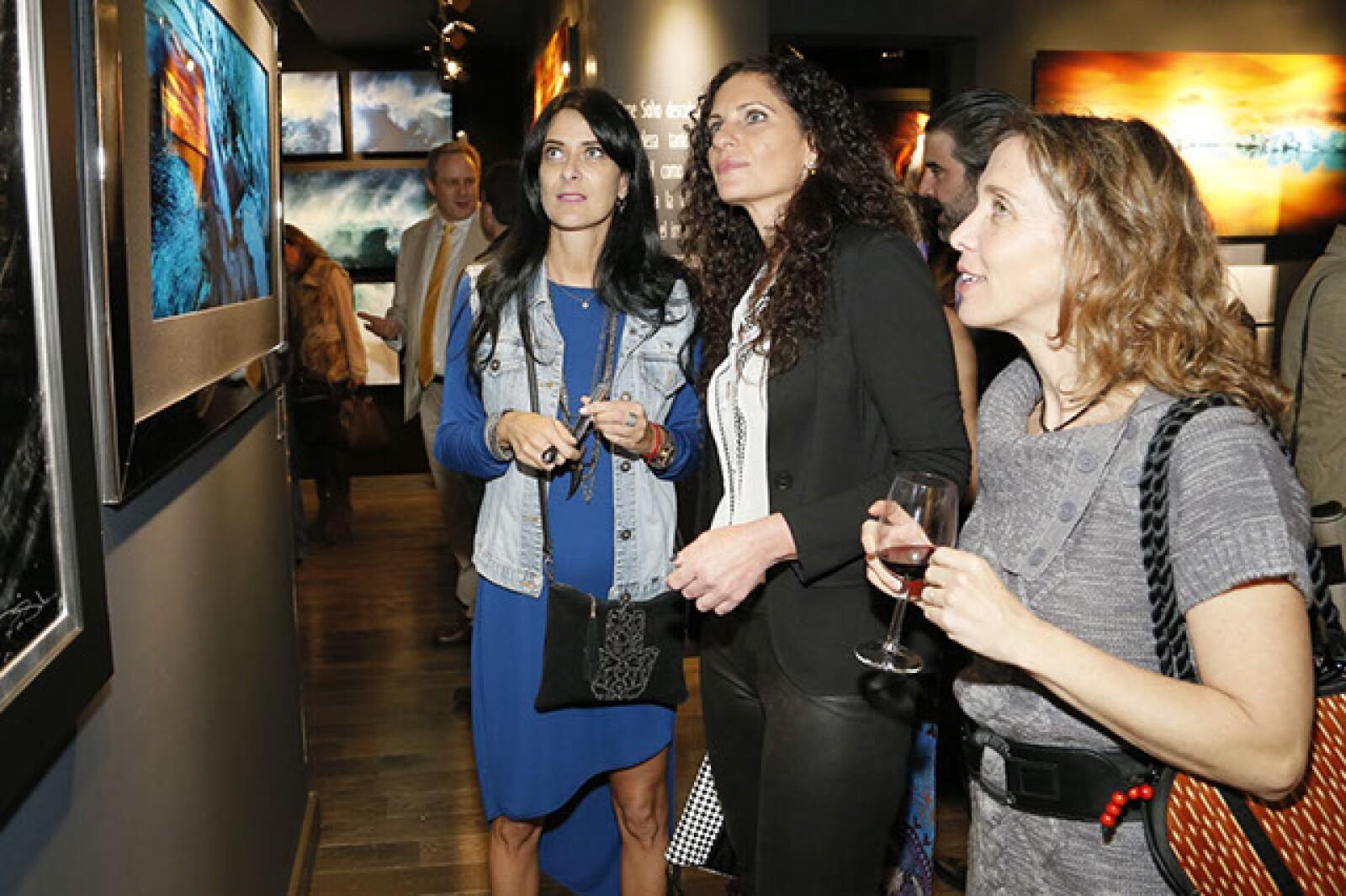Mily Cohen,Karen Jaddah,Sofía Askenazi