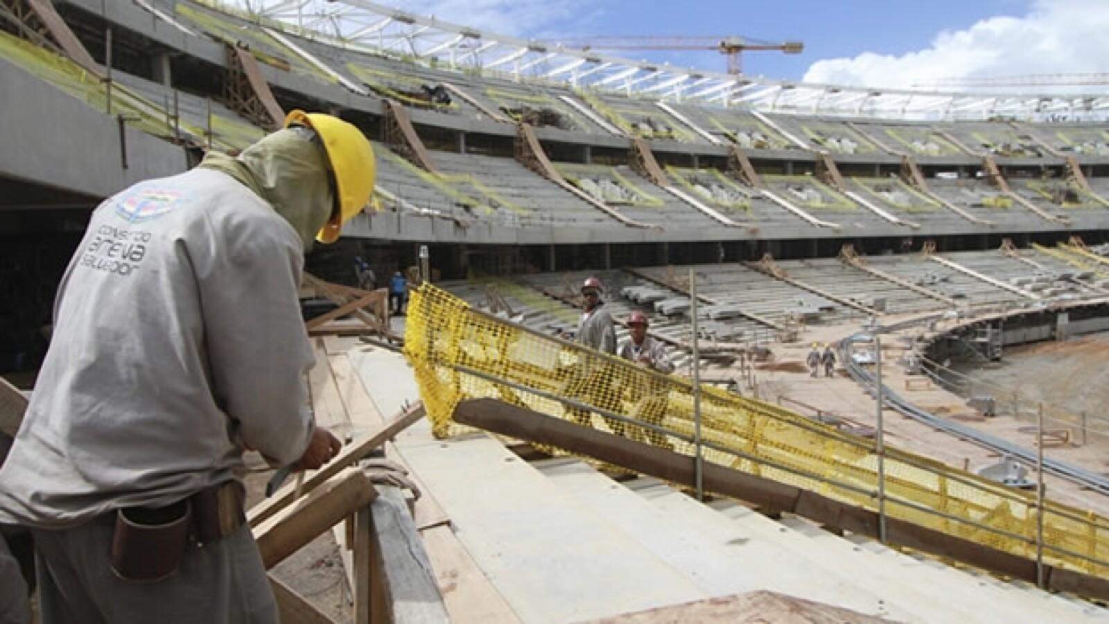 estadio Arena Fonte Nova Brasil