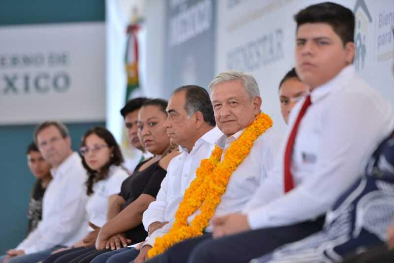 AMLO en Iguala