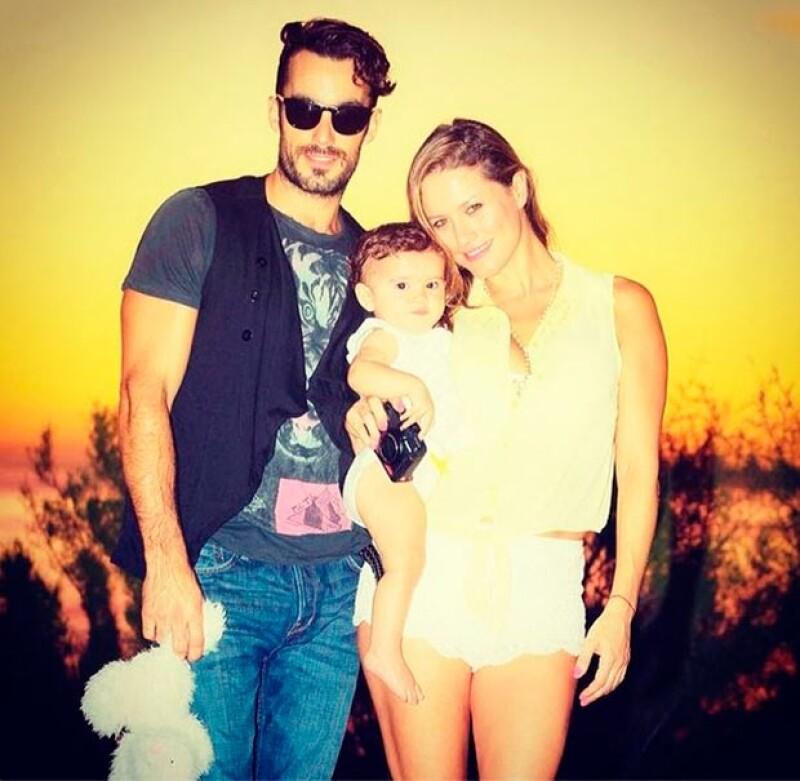 Las hijos de famosos como Jaime Camil, Aarón Díaz y Jacky Bracamontes pronto se convertirán en hermanos mayores y tendrán que compartir la atención de sus papás.