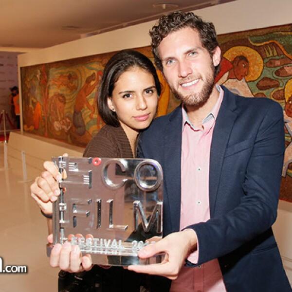 Paula Gómez y Gerardo Ramírez