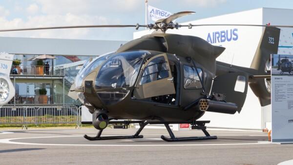Helicóptero de Airbus