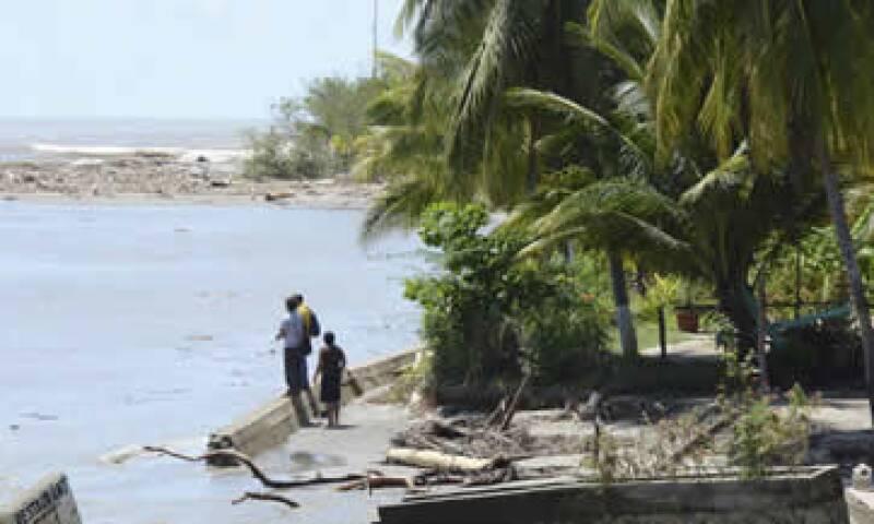 Los recientes huracanes, la corrupción y la delincuencia impactan la economía del puerto turístico. (Foto: Cuartoscuro)