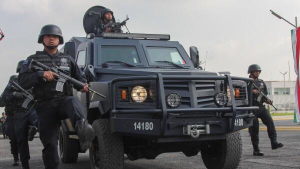 Secretaria seguridad Ciudadana