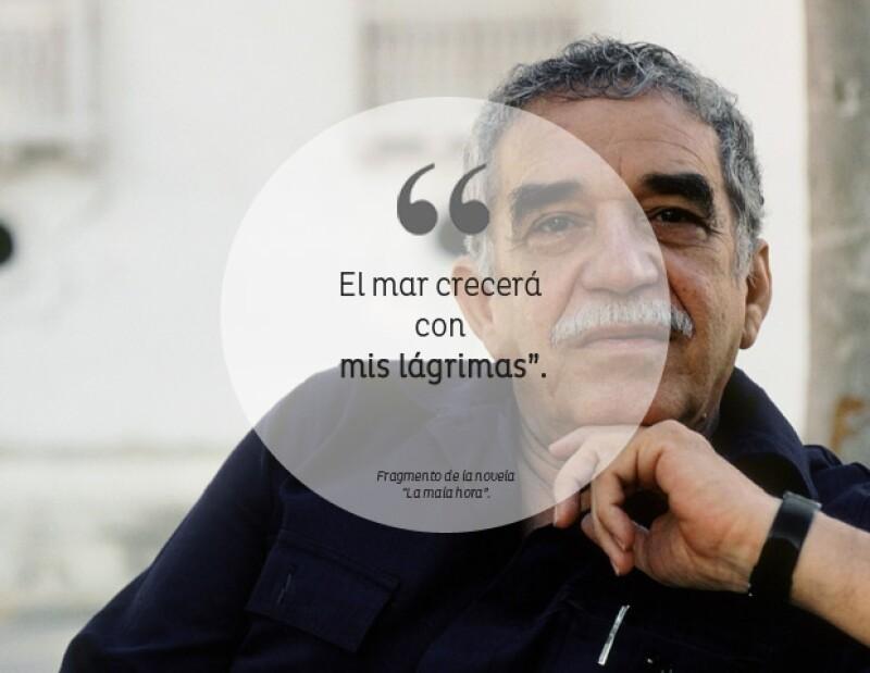 El escritor y periodista colombiano murió esta tarde en la ciudad de México, a la edad de 87 años. Así lo recordamos con estás frases célebres de sus obras literarias.
