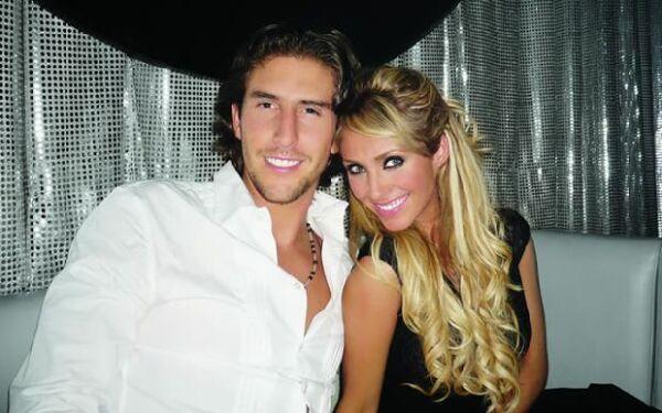 Anahí y Rodrigo Ruiz de Teresa