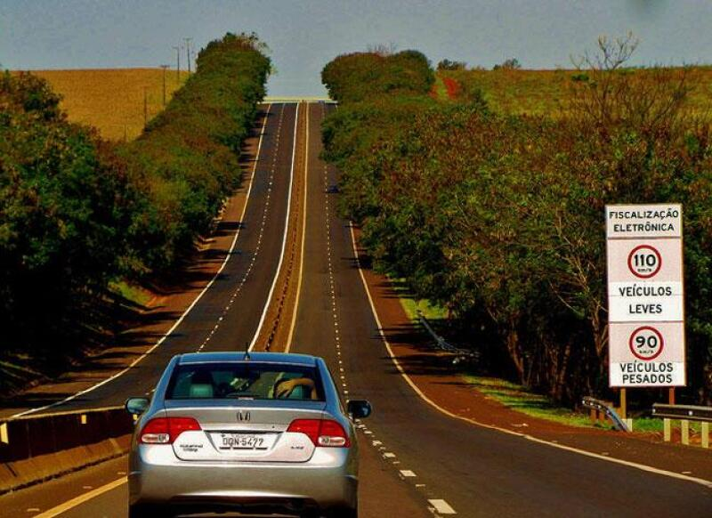 Carretera Brasil BRIC