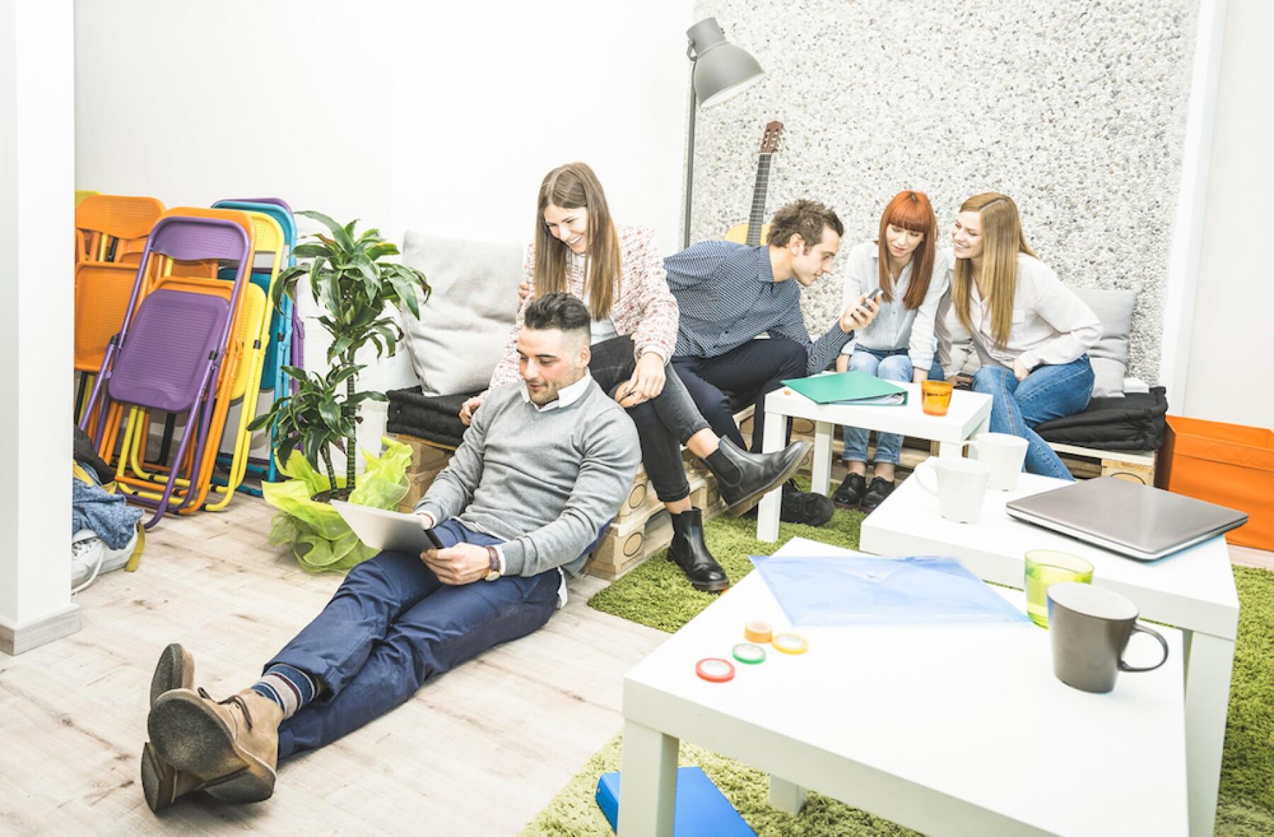 Empoderamiento a 'millennials'