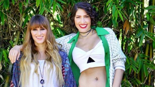Hanna y Ashley