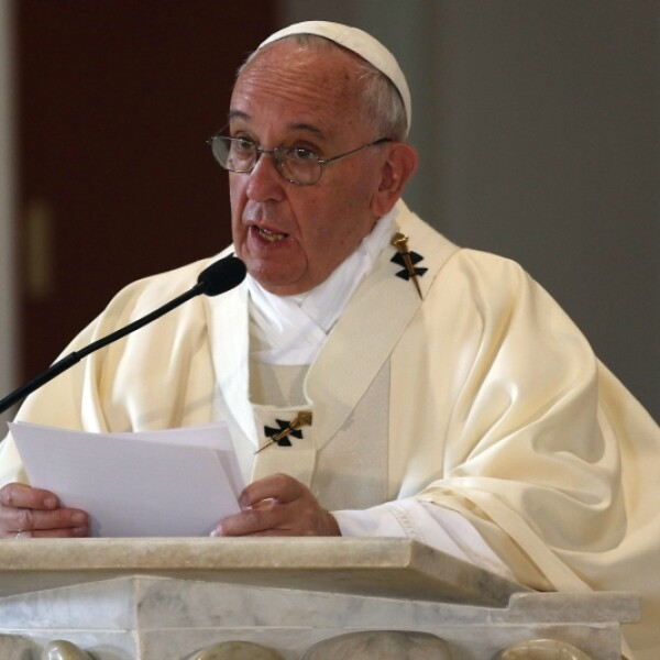 papa francisco cuba santiago gale