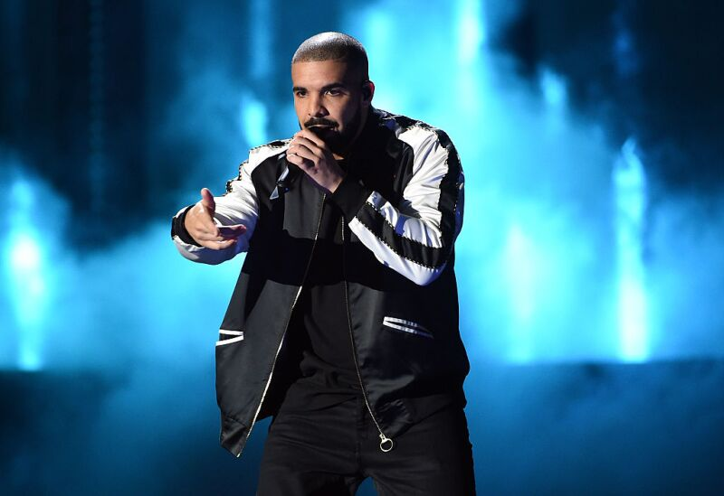 Drake album Scorpion