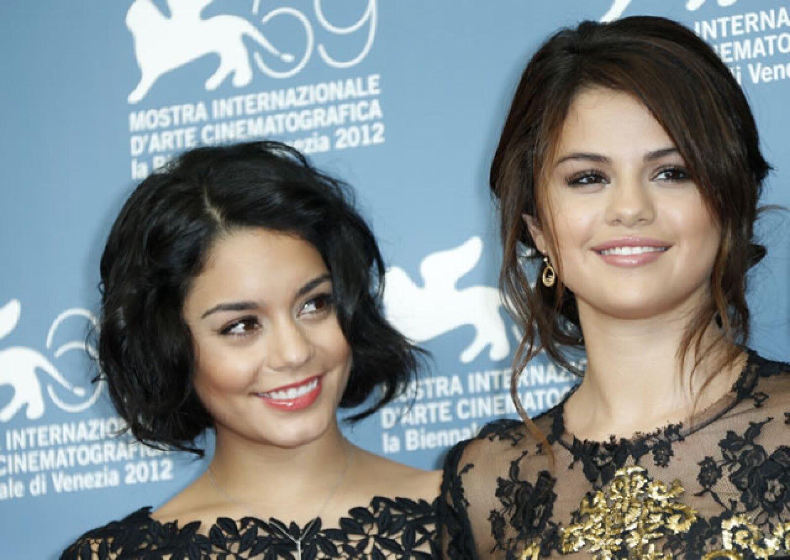 Vanessa Hudgens y Selena Gomez.