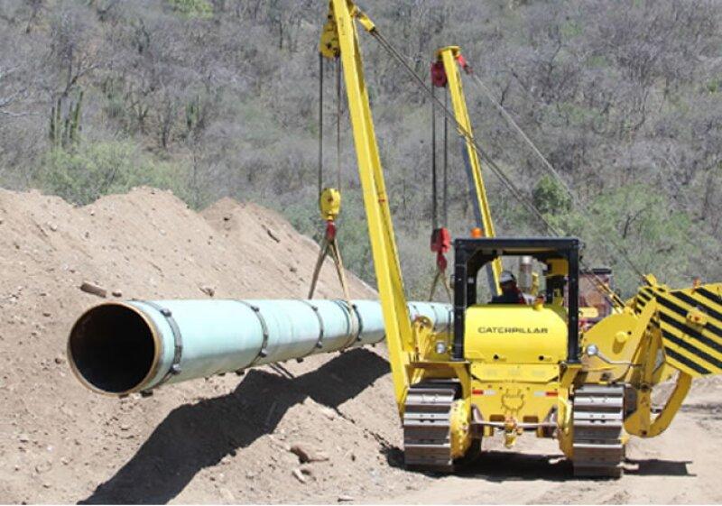 Gasoducto TransCanada CFE