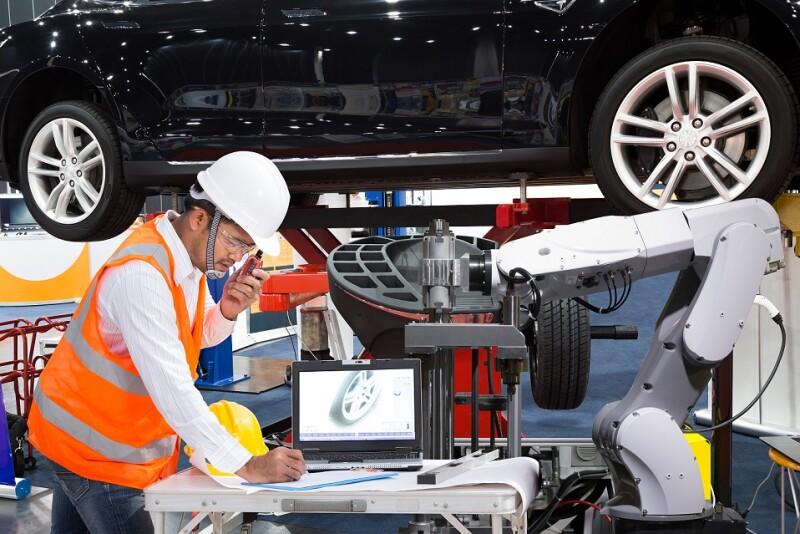 Las pequeñas y medianas empresas pueden aprovechar el T-MEC y el programa de Zonas Económicas para insertarse en la industria automotriz / Foto: iStock