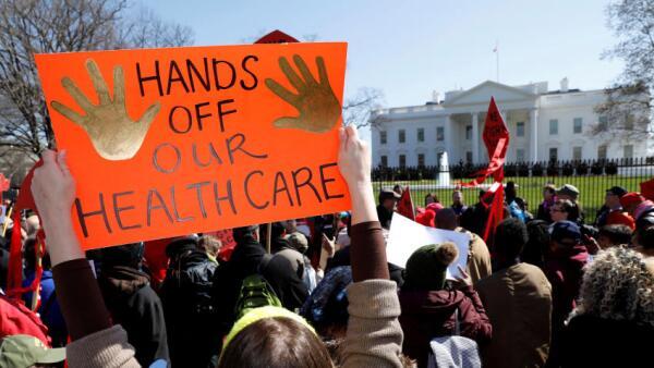 Cámara de Representantes aprueba el proyecto de ley que elimina el Obamacare