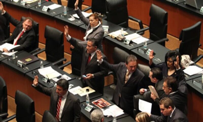 El dictamen se aprobó con 85 votos a favor. (Foto: Notimex)