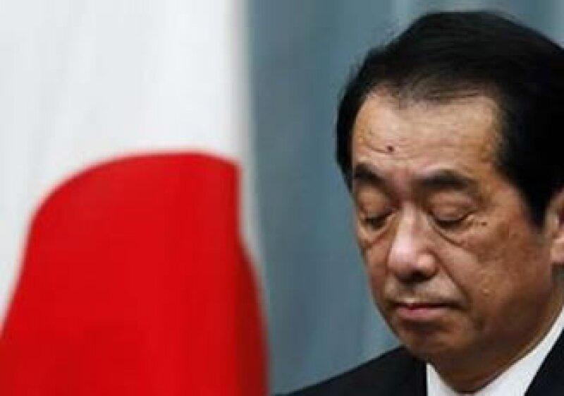 Naoto Kan dijo que quisiera que la generación más joven asuma varias responsabilidades. (Foto: Reuters)