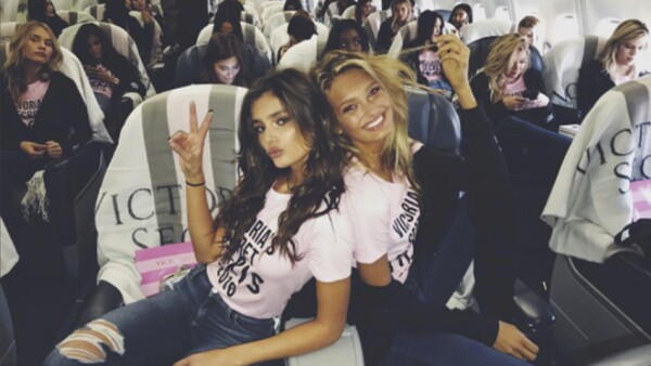 Victoria's Secret rumbo a París