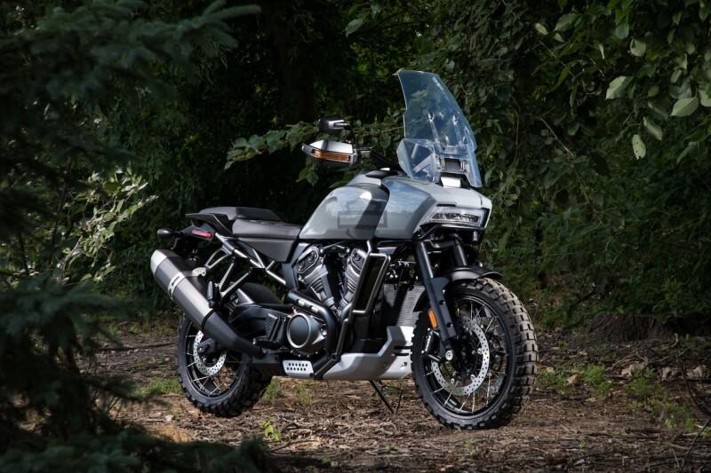 La primera motocicleta Adventure Touring de Harley-Davidson: Harley-DavidsonTM Pan AmericaTM 1250
