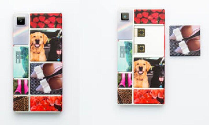 Los teléfonos por bloque abren la posibilidad al usuario de modificar el dispositivo a su gusto (Foto: Cortesía Google)