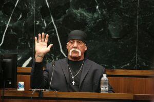 Terry Bollea, aka Hulk Hogan, Testifies In Gawker Media Lawsuit