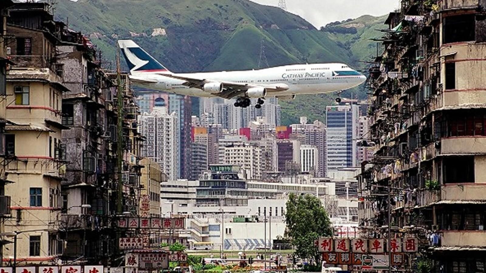 Kai Tak International Airport