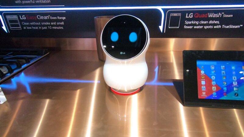 Un robot que hace las cosas por ti