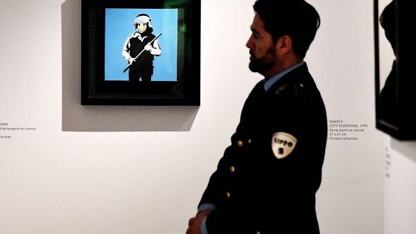 'Riot Cop'